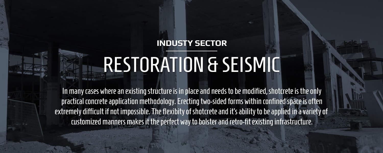 Restoration_Seismic
