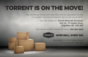Torrent's New Location